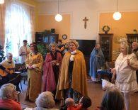 Betlémská hra vánoční
